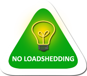 No loadshedding at Somer Place B&B.